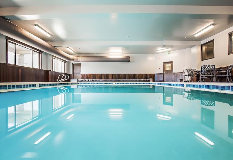 Third Street Inn, McCall, Indoor Pool