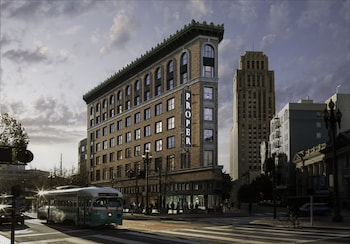 Selline näeb välja San Francisco Proper Hotel, San Francisco