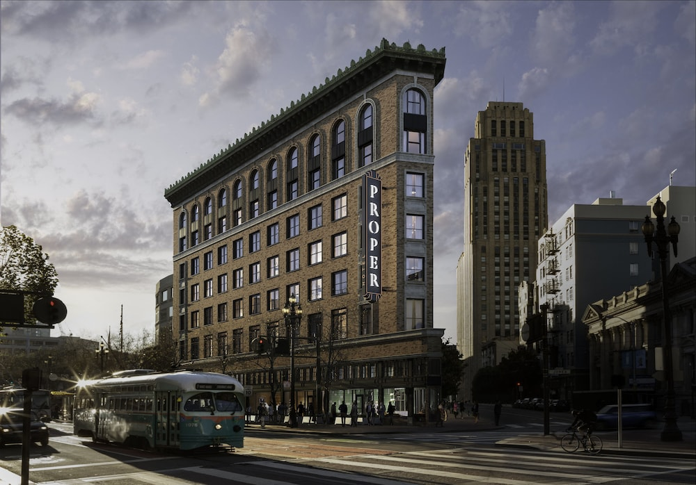 Picture Of San Francisco Proper Hotel In