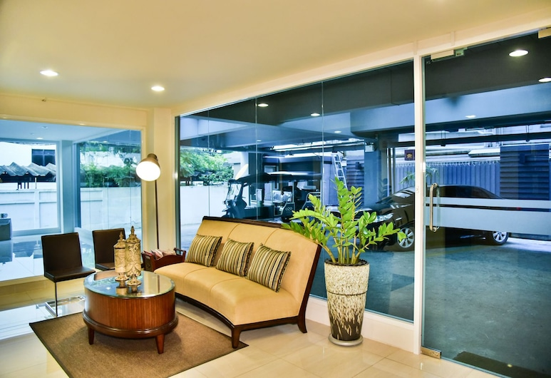 The Kaze 34 Hotel and Serviced Residence, Bangkok, Lobby