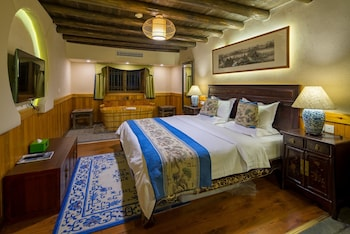Foto van Yangshuo Ancient Garden Boutique Hotel in Guilin