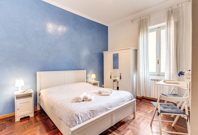 Finally in Rome, Rome, Apartment, 3 Bedrooms, Guest Room