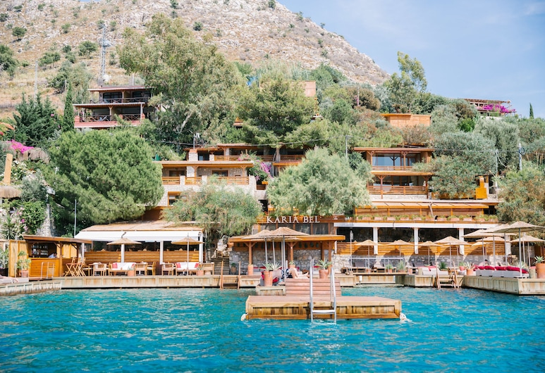 Karia Bel Hotel & Restaurant - Adults Only, Marmaris, Blick vom Hotel