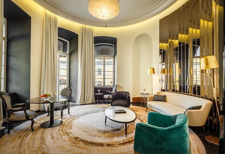 Hotel de Paris Odessa - MGallery, Odessa, Woonkamer