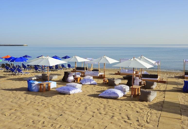 Dyo Suites, Rethymno, Strand
