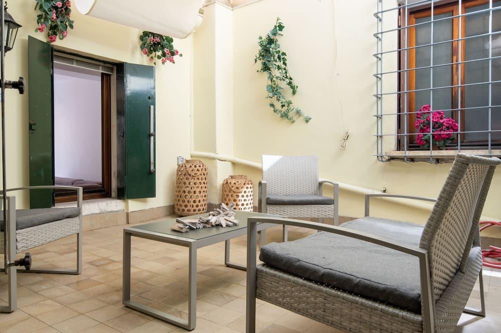 Apartment, 2Schlafzimmer, Terrasse (Check-in online) - Terrasse/Patio