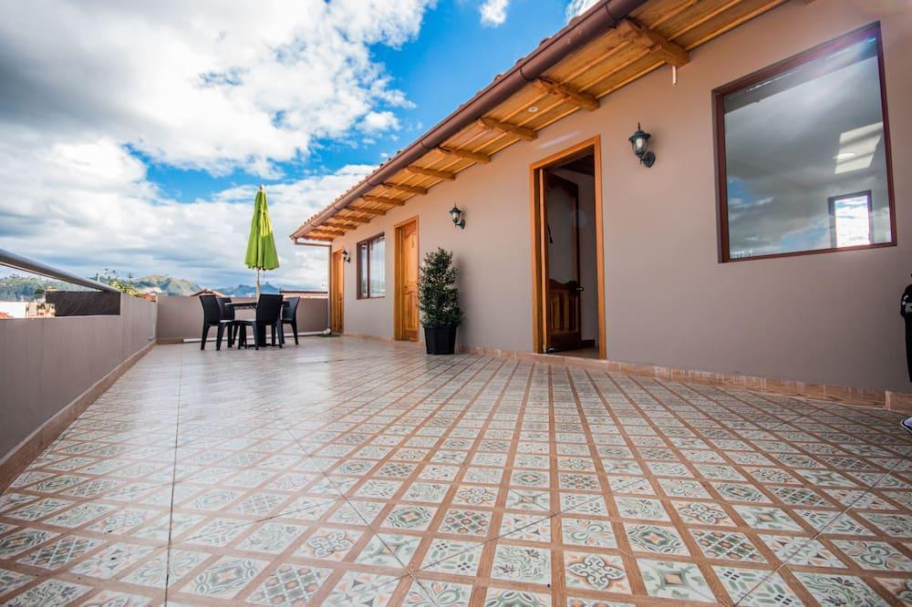 Family Quadruple Room, Terrace - Terrace/Patio