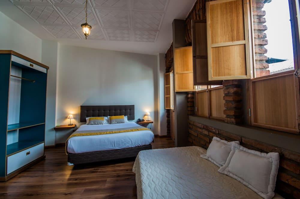 Superior Room, Balcony - Extra beds