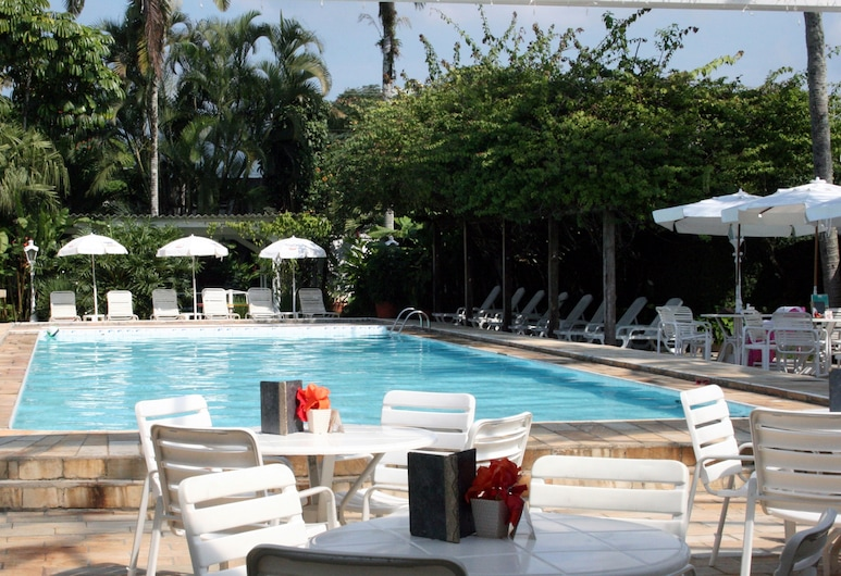 Ubatuba Palace Hotel, Ubatuba, Outdoor Pool