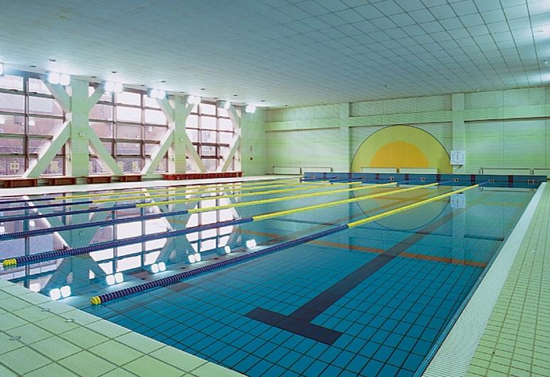 Hotel Sapporo Sunplaza, Sapporo, Krytý bazén