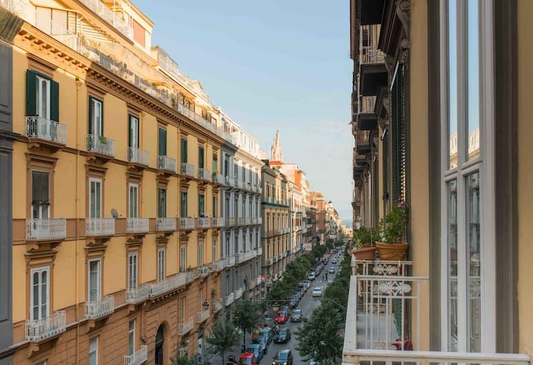 Duomo 64 Apartments, Naples, Pemandangan dari properti