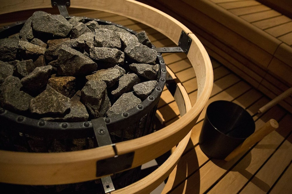Suite, sauna - Bagno