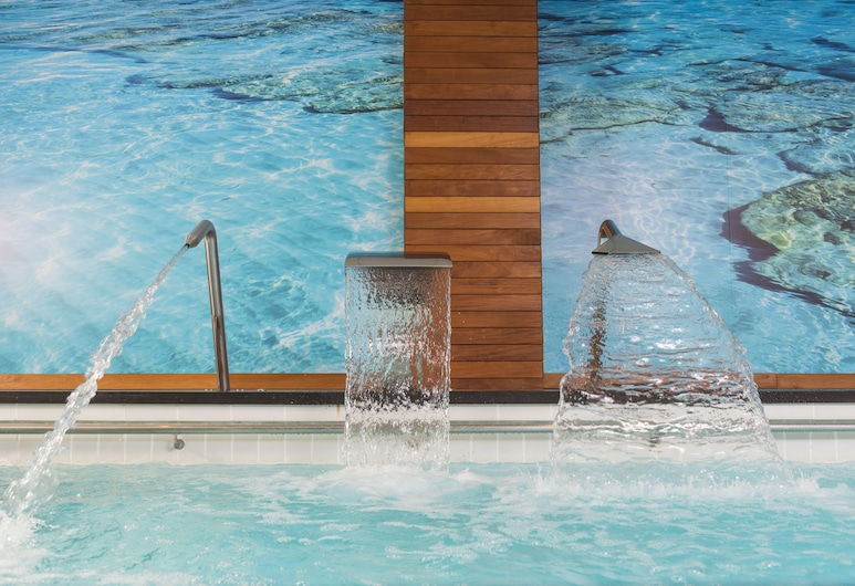 Hotel GEM Wellness & Spa, Lloret de Mar, Krytý bazén