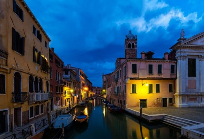 Venice Style Apartment, Venice, Апартаменты, 2 спальни (Check-in location Santa Croce 515), Номер