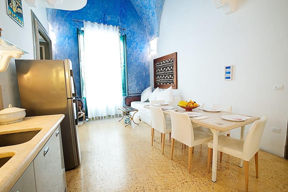 Deluxe-Apartment, 2Schlafzimmer, 2 Bäder (Blu) - Zimmer
