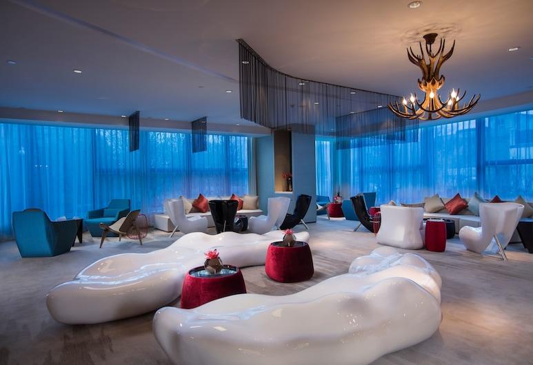 Himalayas Qingdao Hotel, Qingdao, Lounge do Lobby