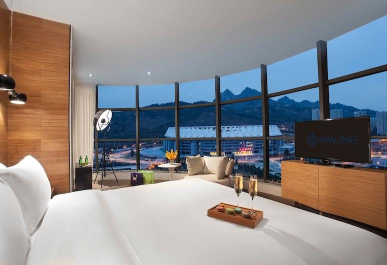 Himalayas Qingdao Hotel, Qingdao, Suite Deluxe, Quarto