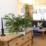 Апартаменти категорії «Комфорт», 1 спальня, з балконом (05 | nagelFLUH) - Житлова площа