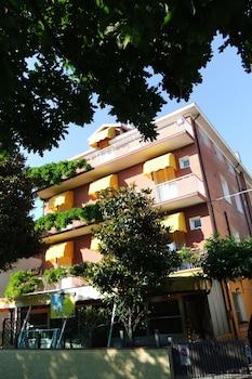 A(z) Albergo Villalma hotel fényképe itt: Rimini