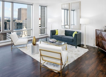 Foto Downtown Lux Apartments by Barsala di Portland