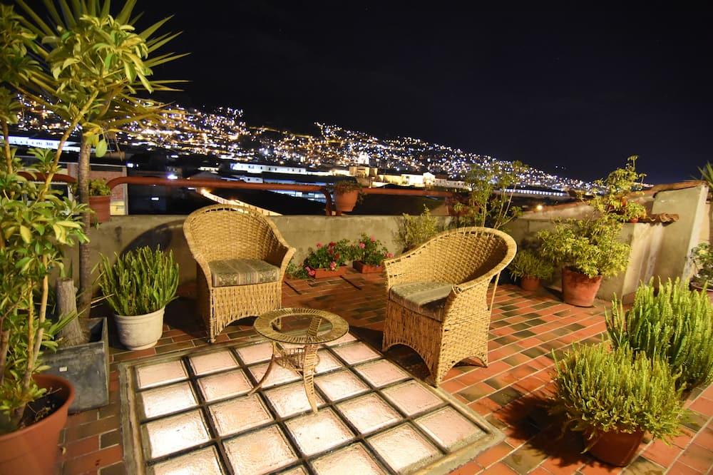 Chambre Exclusive Double ou avec lits jumeaux, balcon, dans la tour - Photo principale