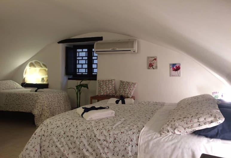 Alle Antiche Mura del Vicolo, Palermo, Appartamento, 2 camere da letto, balcone, vista città, Camera