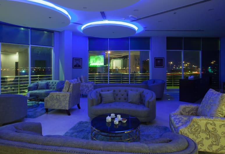 Amarah Hotel, Muscat, Lobby Lounge