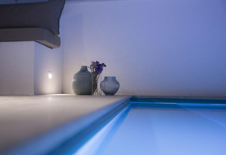 Settegrana, Cinisi, Četrvietīgs numurs, divas guļamistabas, privāts baseins, Viesu numurs