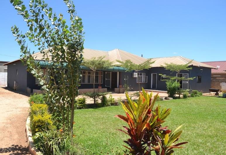 Honeybed Lodge, Lusaka, Terrein van accommodatie