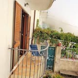 Appartement, 2 chambres, terrasse - Balcon