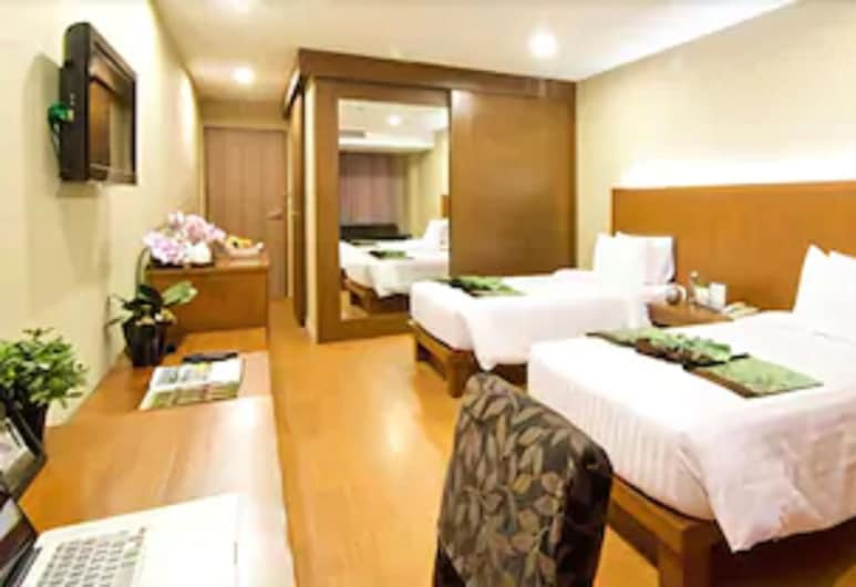 The Stay Hotel, Pattaya, Stay Superior Twin Room, Guest Room