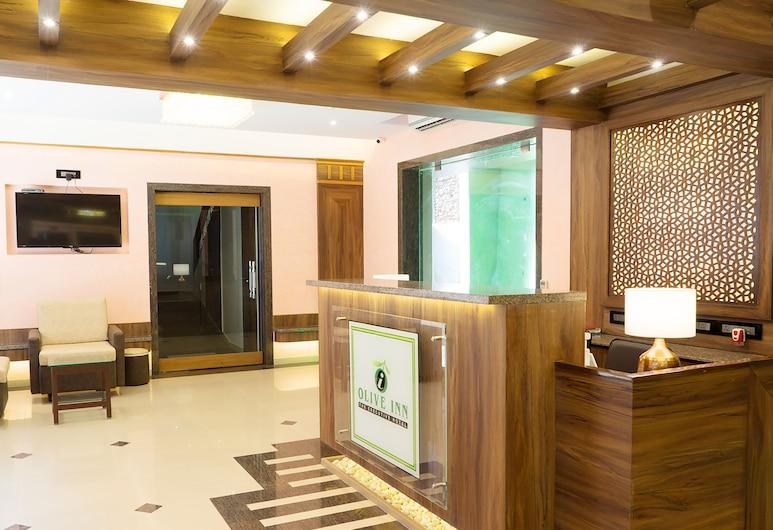 Treebo Trend Olive Inn, Mumbai, Rezeption