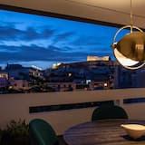 AcroView Design Penthouse, Acropolis View - Living Area
