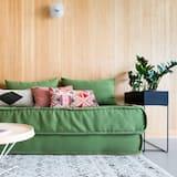 Deluxe Διαμέρισμα, 2 Υπνοδωμάτια (Amalia Residence) - Καθιστικό