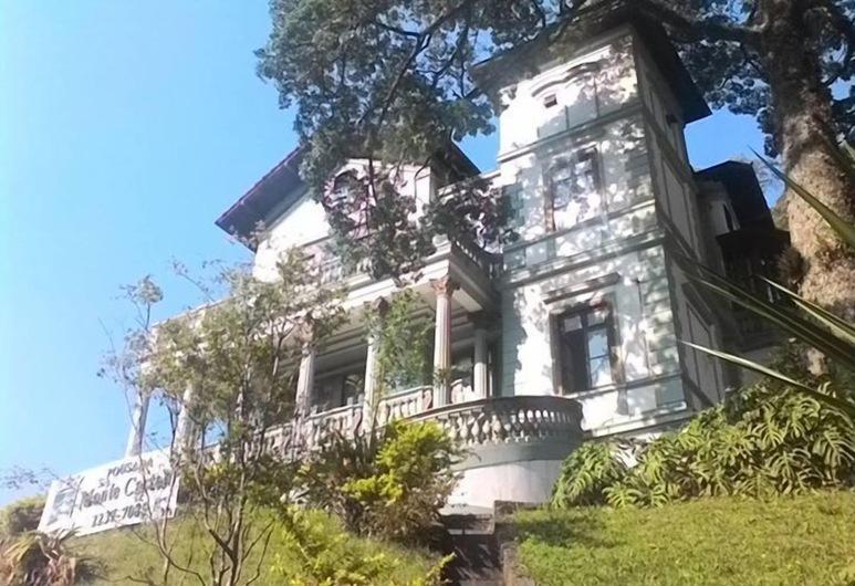 Pousada Monte Castelo, Petrópolis, Fachada do hotel