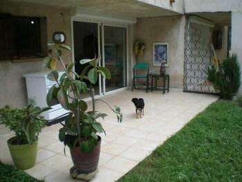 Picture of Studio rez-de-jardin Le Pin in Bormes-Les-Mimosas