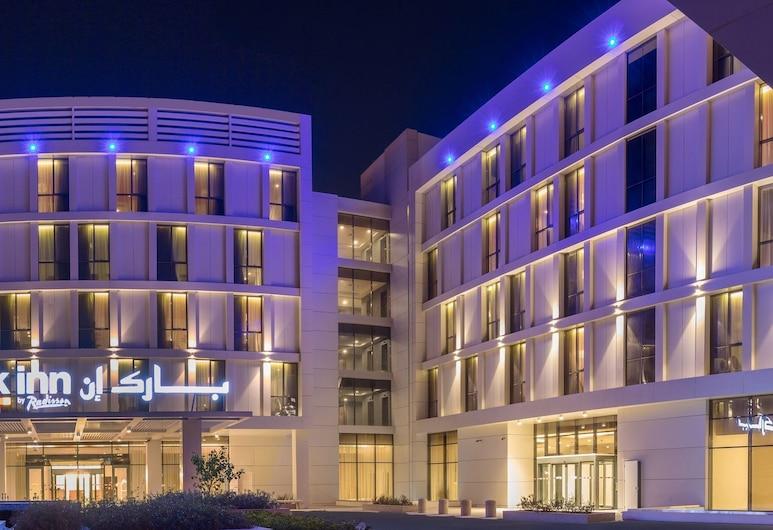 Park Inn by Radisson Hotel & Apartments Dammam Industrial City, Dammam, Otelin Önü - Akşam/Gece