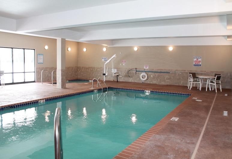 Brookstone Lodge & Suites, Emmetsburg, Kapalı Yüzme Havuzu