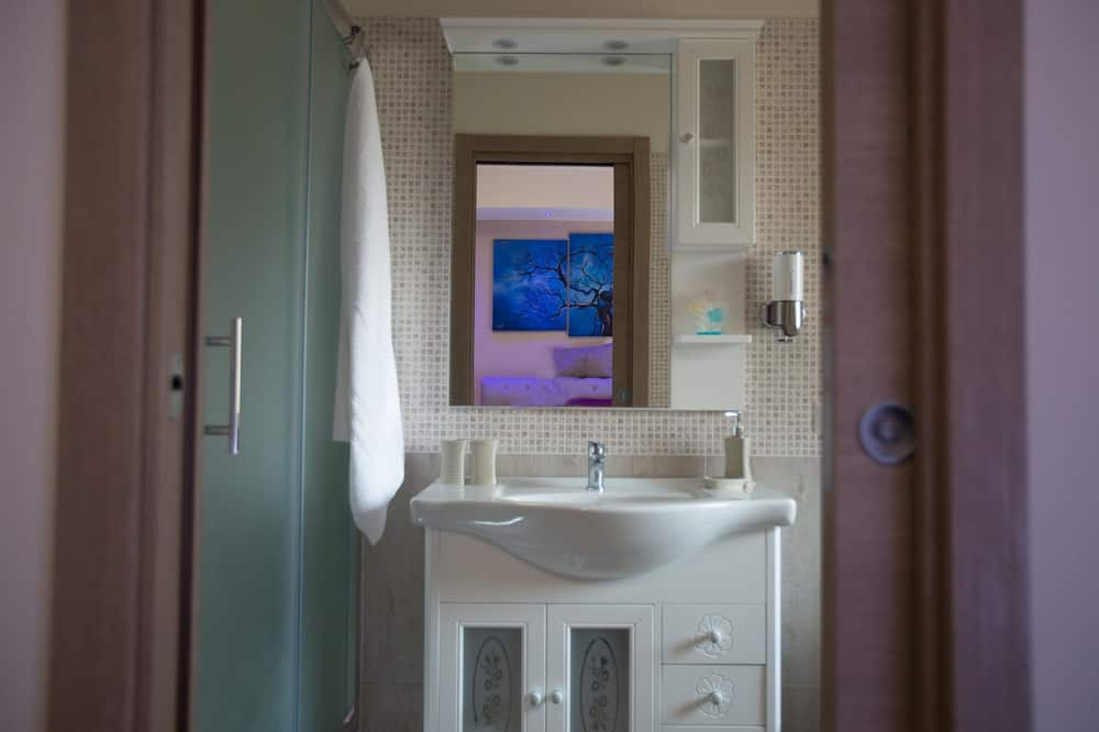 Pokoj Basic s dvojlůžkem - Koupelna