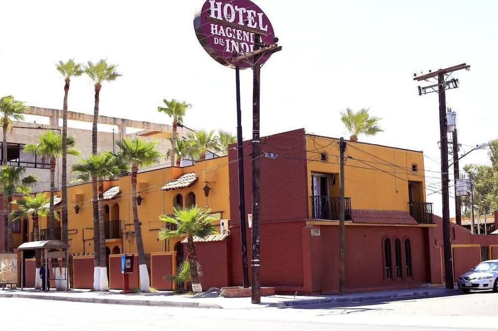 Hotel Hacienda Del Indio Mexicali