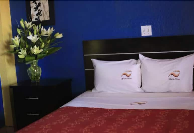 Motel Las Fuentes, מקסיקלי, חדר זוגי, מיטת קינג, חדר אורחים