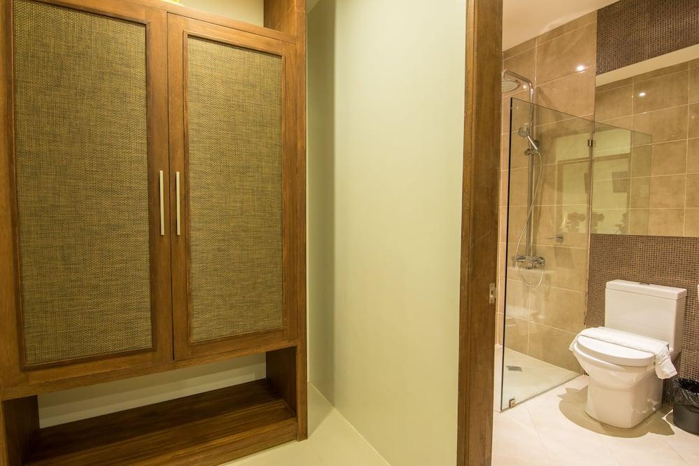 極品客房, 1 張加大雙人床 - 浴室