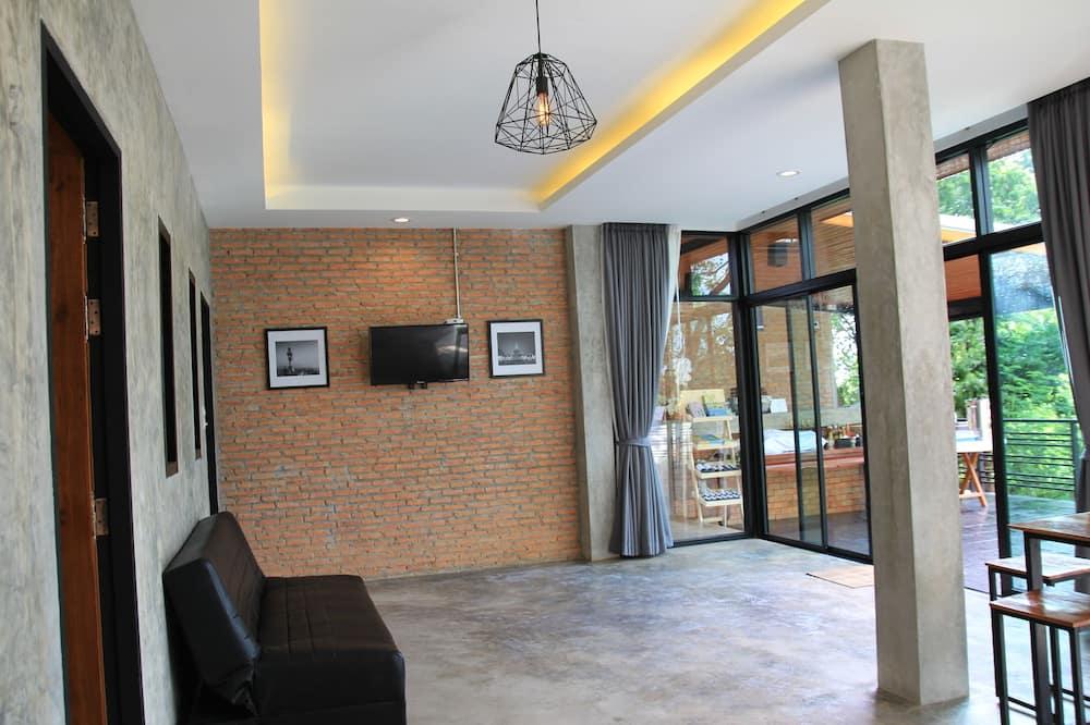 2-Bedroom Family Suite  - Stofa