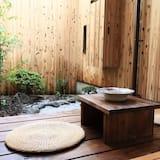 בית קלאסי, 3 חדרי שינה (Japanese Style) - מרפסת