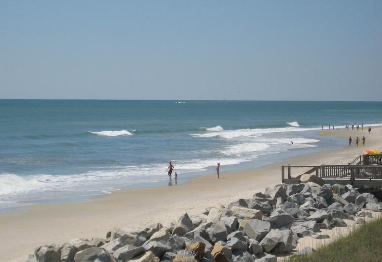 Tu ola Está Esperando Baja, Aléjate de Todo y Relájate en la Playa, Carolina Beach, Playa