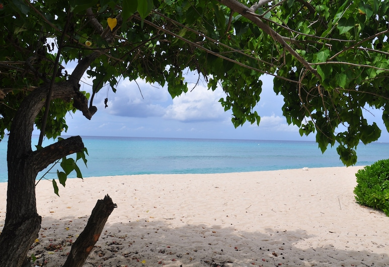 Calypso Cove #6 7-mile Beach West Bay Grand Cayman, ويست باي, الشاطئ
