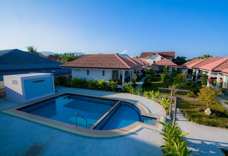 班歐蓬花園渡假村酒店, 華欣, 室外泳池