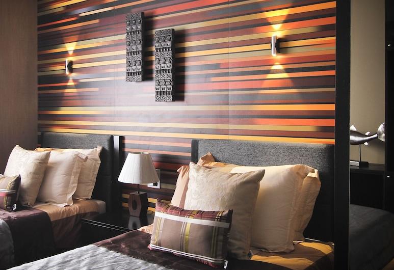 Boracay Suites, Boracay Island, Gumamela Suite, Room