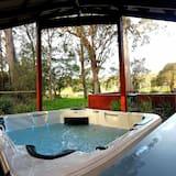 Luksus-villa - 2 soveværelser (Garden Spa, Juniper) - Terrasse/patio