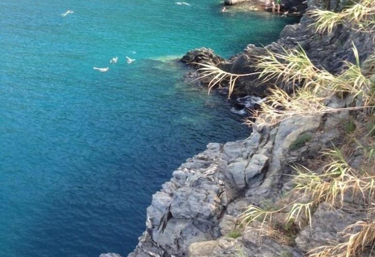 タラCITRA011024-LT-0236 THE TERRACE:静けさ、息をのむような景色と庭園 , Riomaggiore, ビーチ